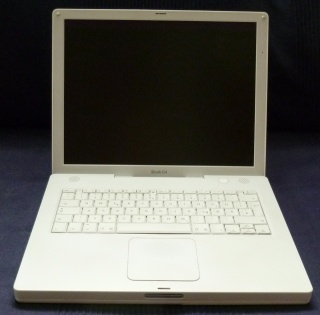 Apple iBook G4 Notebook