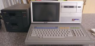 Sharp MZ-80B Computer