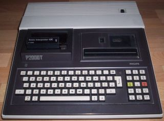 Philips P2000T Computer